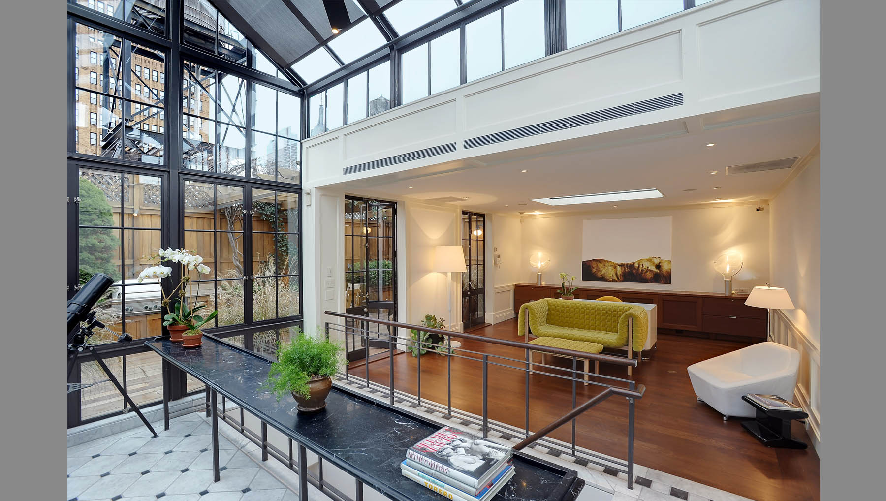 Chelsea Penthouse New York