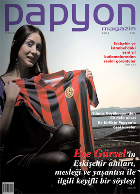 Papyon Magazine